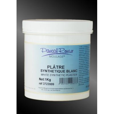 Plâtre synthétique blanc