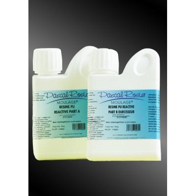 Résine polyuréthane réactive
