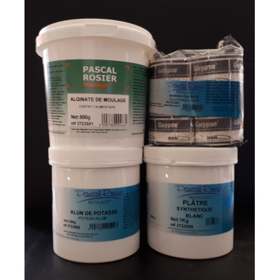 Pack moulage alginate...