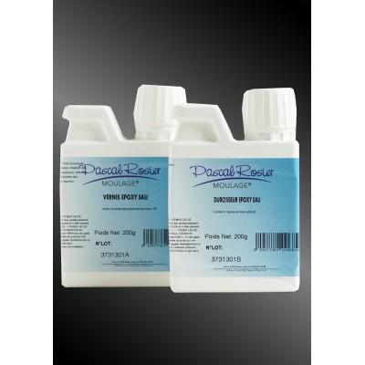 Vernis epoxy à l'eau